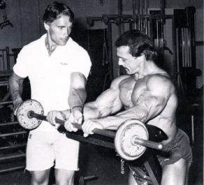 Arnold and Casey